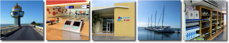 Sights and Activitire in the Jardines del Rey, Cuba